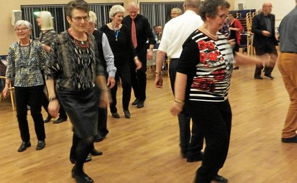 Dyrk seniordans og kom i godt humør