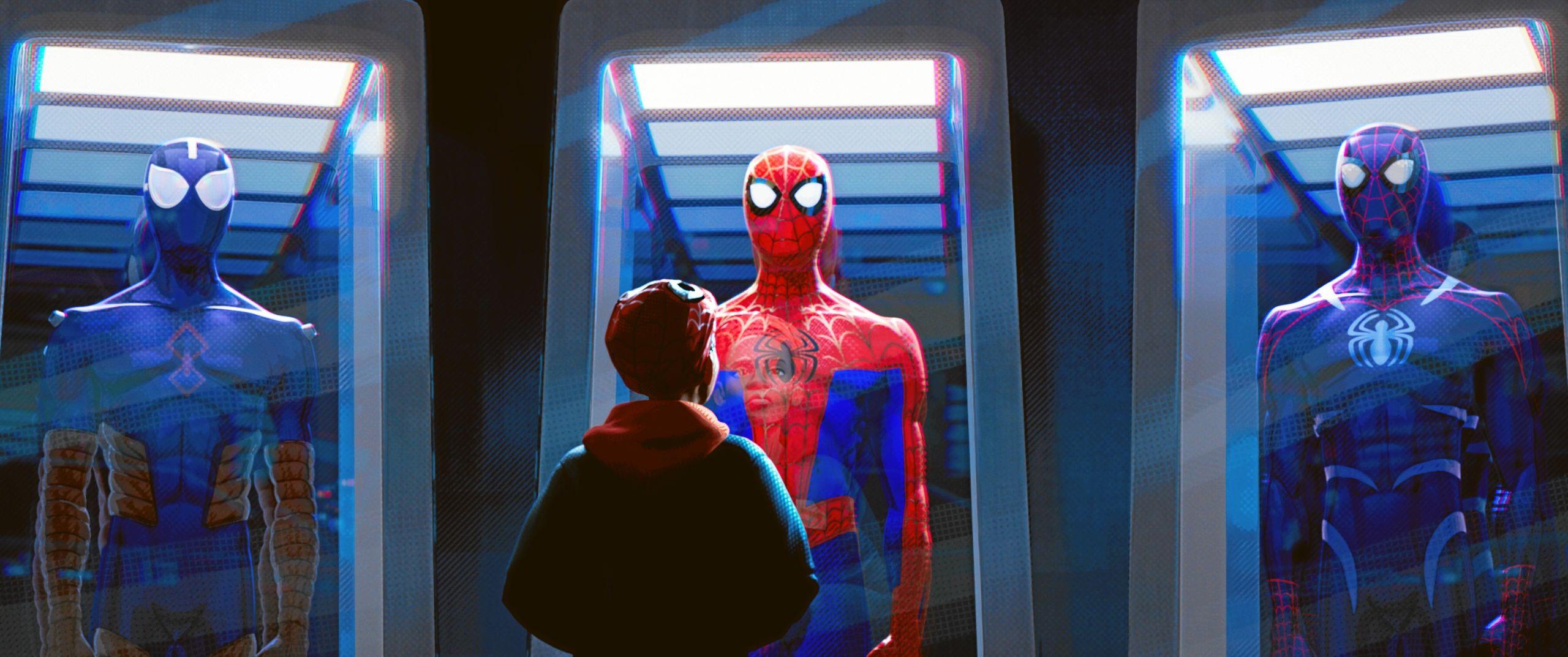 Ny Spider-Man film: Som at træde direkte ind i en levende tegneserie