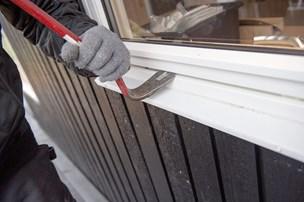 Nye indbrud i Hjørring: Unge mænd gik og kiggede ind ad vinduerne