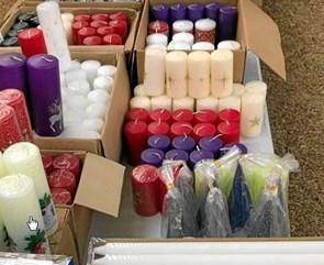 Bazar med duft af jul