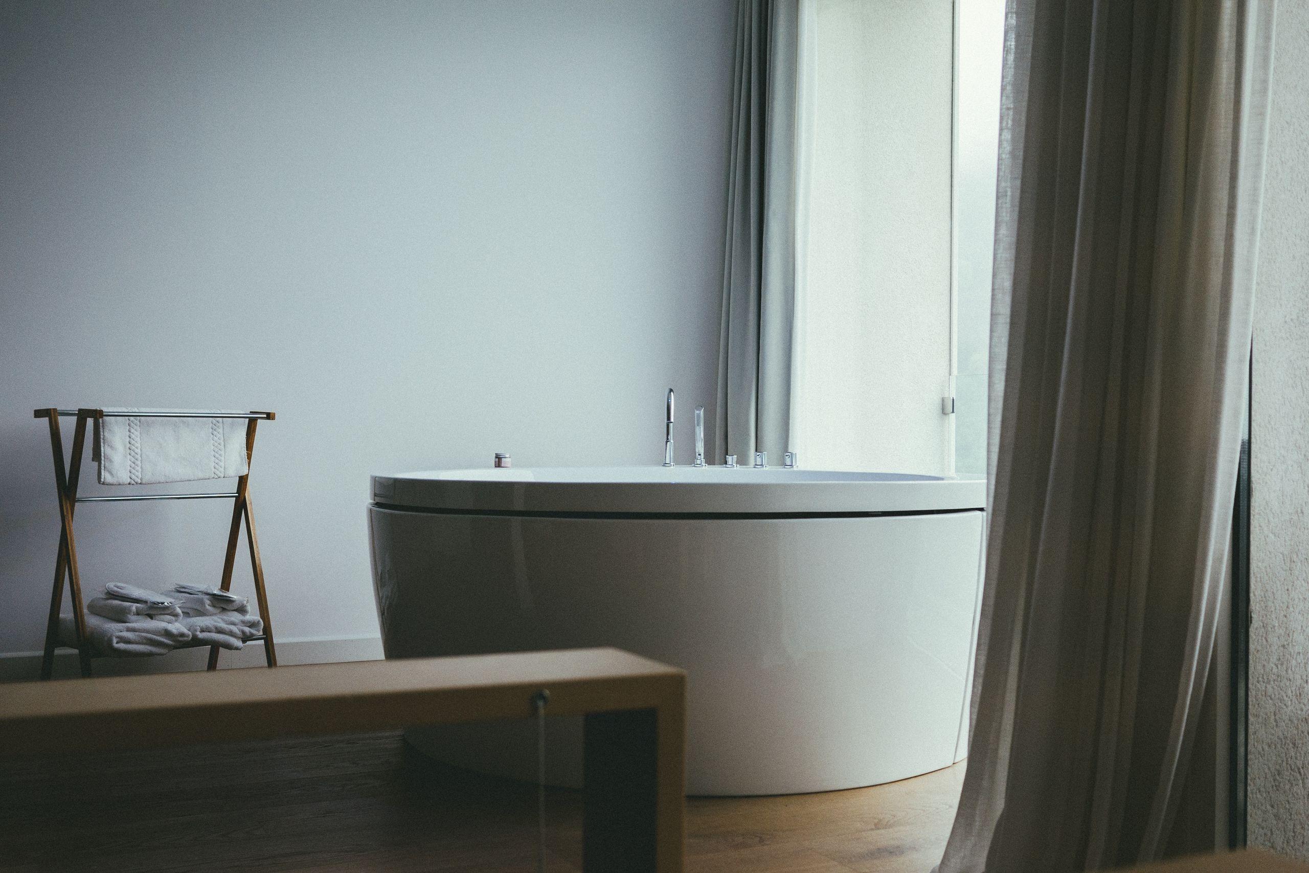 Badekarrets ufravigelige tilbagetogt