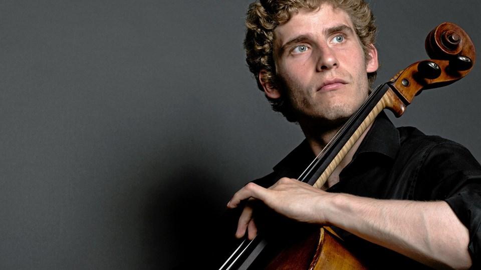 Andreas Brantelid giver koncert i Dronninglund. Arkivfoto
