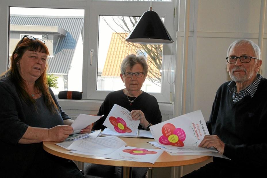 Frivillighuset støttes af kommunen