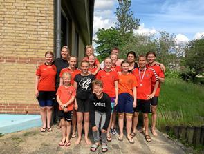 SMUT svømmere fik medaljer