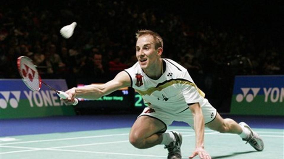 Peter Gade tabte sin semifinale ved China Masters i to sæt til kinesiske Chen Long. Arkivfoto: Torben Hansen