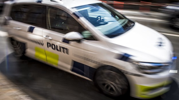 20-årig mand stukket ned med kniv i Brøndby