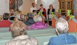 Befrielsen fejret i Malle Kirke