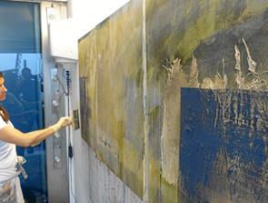 Kunstner fra Schweiz udstiller i Galleri Tornby