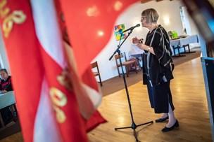 70 seniorer fejrede         jubilæum med manér
