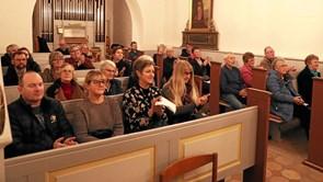 Ulsted Gospelkor sang julen i møde