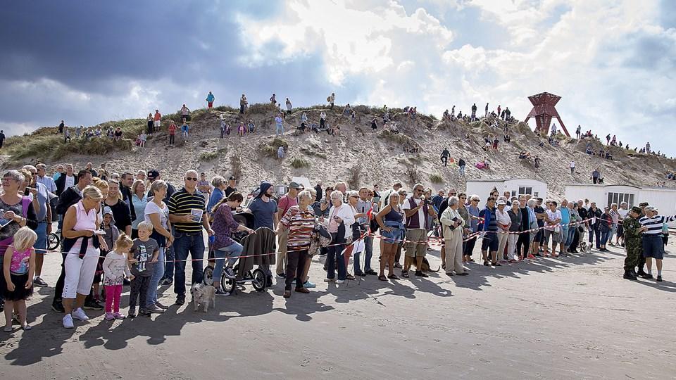 Blokhus skal fortsat være en turistmagnet. Arkivfoto: Lars Pauli