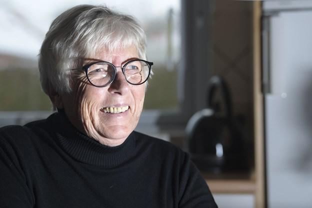 Inger Møller Nielsen kommer til Mandags-Mokka på Brønderslev Bibliotek.Arkivfoto: Bente Poder