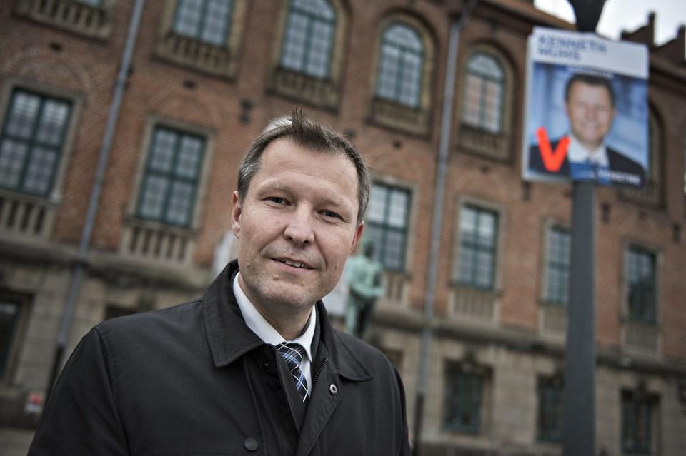 V skaber ro i Nyborg med absolut flertal efter drama i 2013 | Nordjyske.dk