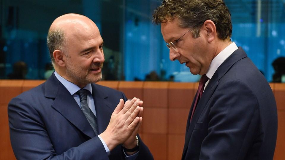 BELGIUM-EU-ECONOMY-EUROGROUP Foto: Scanpix/John Thys