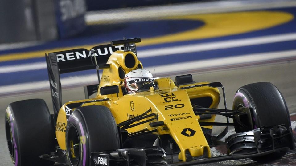 Kevin Magnussen er frustreret over Renaults tøven. Arkivfoto: Scanpix