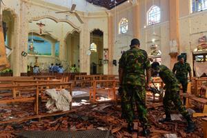 Sri Lankas præsident beordrer nye undersøgelser af påskeangreb