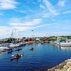 Havnens dag på Gjøl