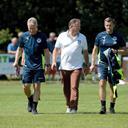 Kriseramte Vendsyssel freder træneren