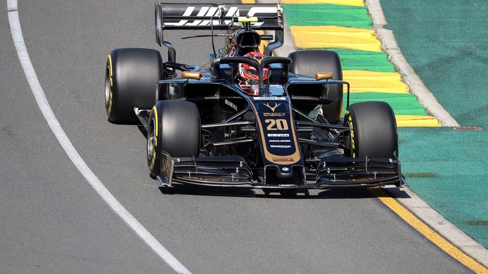 Kevin Magnussen kører i bil nummer 20, og han kom banen i Melbourne rundt i en god tid ved den sidste træning inden lørdagens kvalifikation.