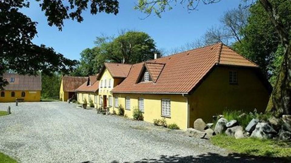 Med base på Nørrebjerregård ved Gøtttrup er der dannet en lær at læse-team, der skal hjælpe personer med læseproblemer. Arkivfoto: Henrik Louis.