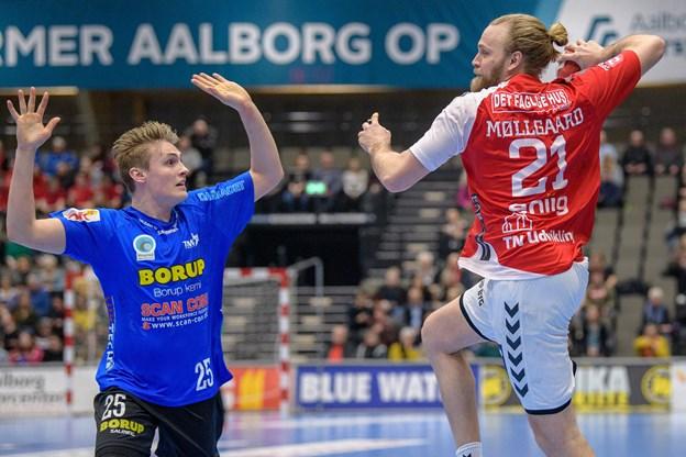 Møllgaard: Vores målsætning er ikke bare at komme i slutspillet - det er uambitiøst