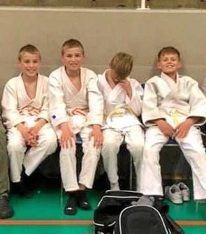 Ørsø Judoklub til stort stævne