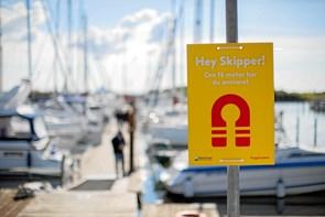 Tag ansvar for sikkerheden til søs