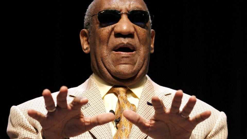 Bill Cosby anklages for seksuelt overgreb i 2004 i den amerikanske delstat Pennsylvania, oplyser anklager ifølge nyhedsbureauet NBC News. Foto: Scanpix