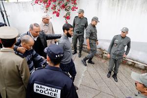 Store protester ventes under retssag om dobbeltdrab i Marokko