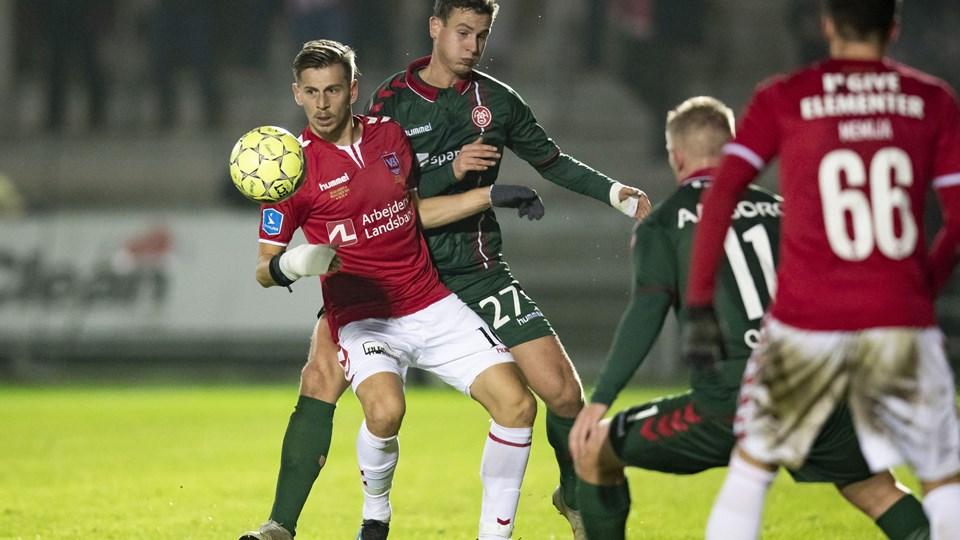 AaB's Oliver Abildgaard ser positivt på Danmarks lodtrækning til U21-EM.