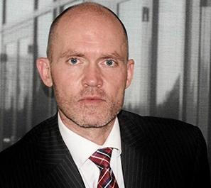 Jan K. Poulsen, der er administrerende direktør for REMA Butiksudvikling, har store forventninger til den ny REMA 1000 dagligvarebutik i Klarup. Foto: REMA 1000