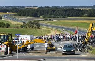 Vejprojekt i nyt million-minus: Regningen for omfartsvej ser ud til at blive over 120 mio. kr.