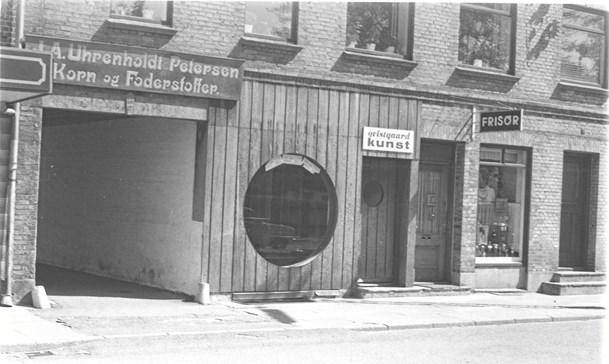 Røde Kors butik i 40 år