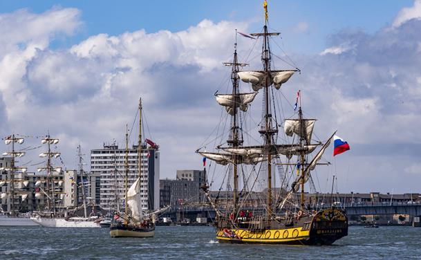 Tall Ships Races: Farvel Aalborg - og på gensyn