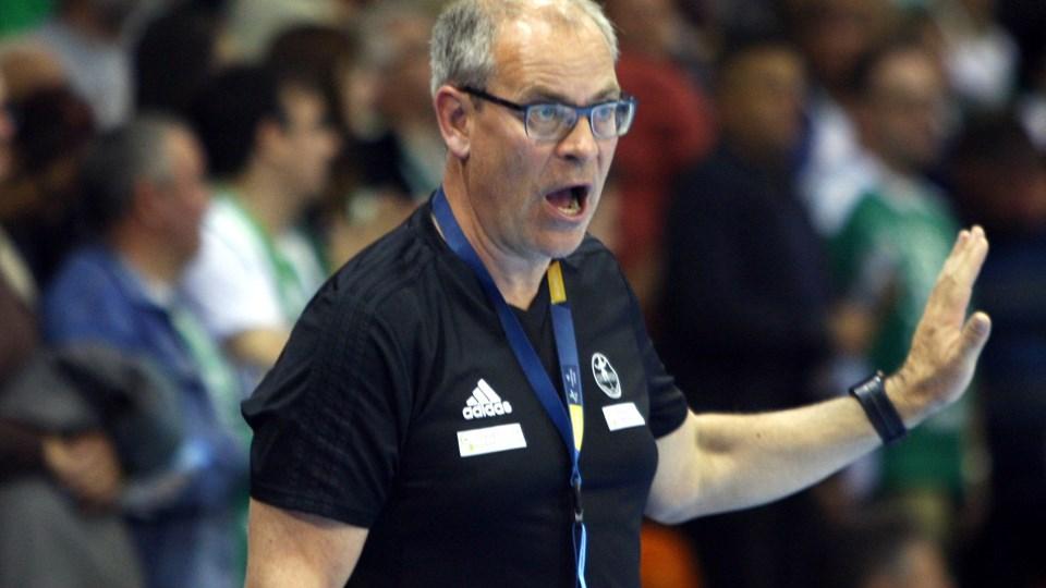 Jan Pytlick er cheftræner for Odense Håndbold, der fredag vandt over Randers HK i ligaen.
