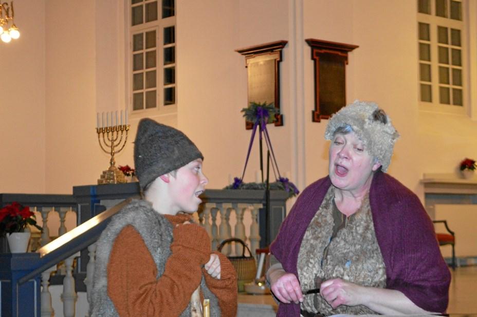 Juleopera i Skagen Kirke