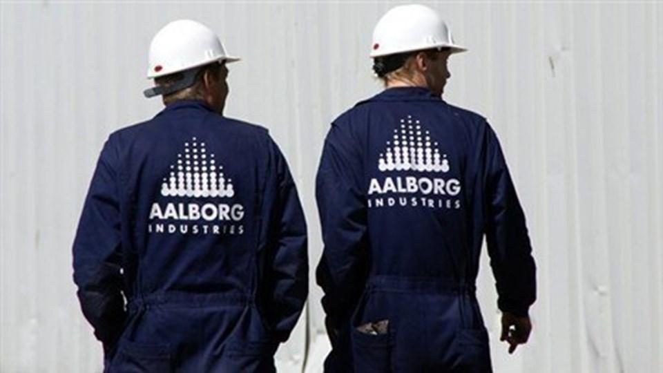 De 2600 medarbejdere i Aalborg Industries og selskabets datterselskaber bliver fremover kolleger med de nuværende 12.000 ansatte i svenske Alfa Laval.
