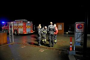 Brødre på bytur: Frygtede den ene var faldet i havnen