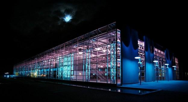Nu kommer der liv i den tidligere Martinfabrik der får navnet Light House - med klare reference til virksomhedens rødder. Arkivfoto