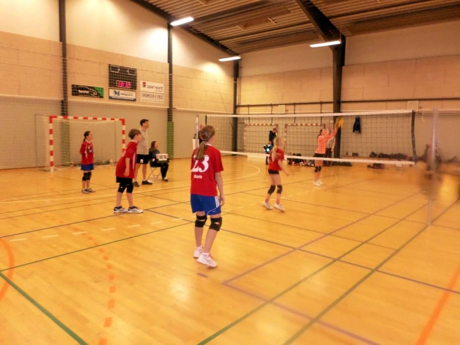 Volleyballspillere til årsmøde