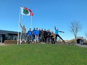 Åbningsturnering i golf