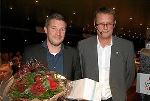 Fodboldpris til spiller fra Kongerslev