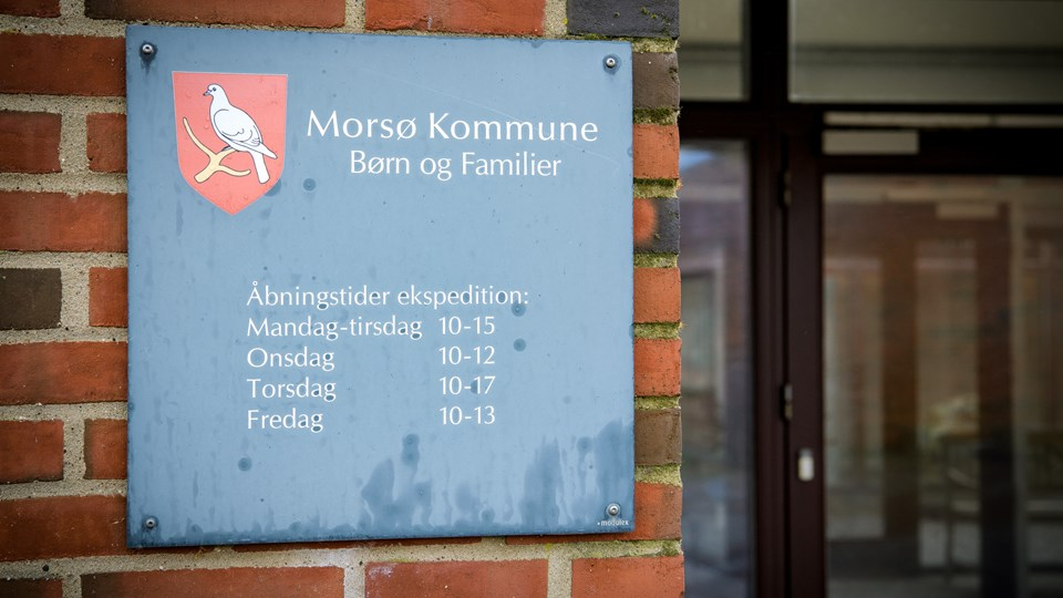 Afskeden med Peder Hanghøj og Alex Bang Henriksen koster fortsat Morsø Kommune penge. Arkivfoto: Bo Lehm
