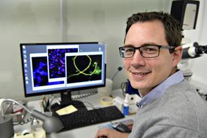 Mads er opdagelsesrejsende i DNA