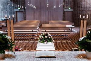 Ikke-religiøse begravelser er i hastig vækst