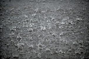 Der er risiko for skybrud og torden