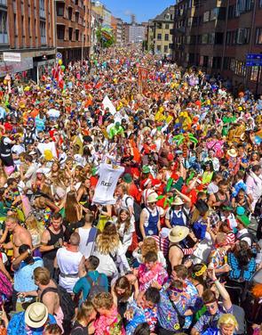 Farvel til leder: Karneval skifter ud i toppen