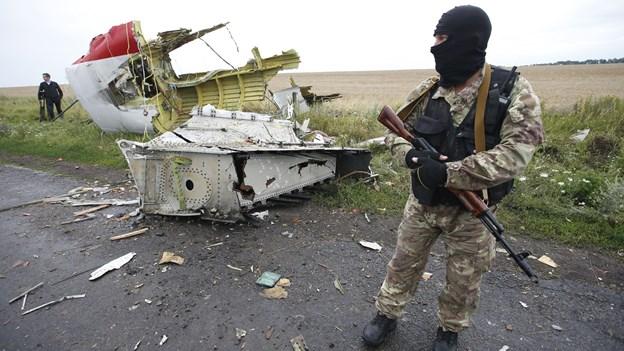 Flystyrt: Satellitfotos bestyrker mistanke mod oprørere