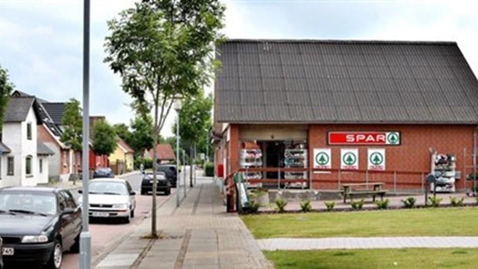 Købmandsbutikken i Vegger skal udvides