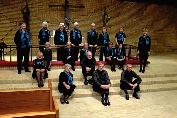 Sangaften i Skalborg Kirke